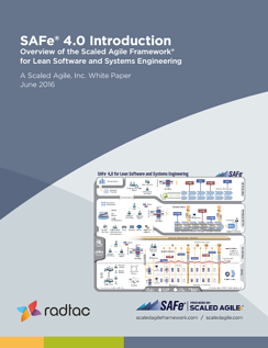 SAFe 4.0 Introduction white paper